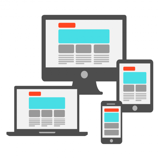 Responsive Webdesign (Bildquelle: Designed by Freepik)
